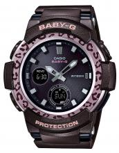 CASIO Baby-G Leopard Pattern Radio Solar BGA-2100LP-5AJF Ladies