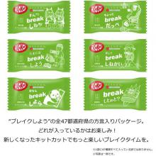 Nestle Japan KitKat Mini Adult Sweetness Matcha 14 Sheets Chocolate x 3 [pantry]