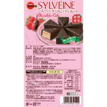 Bourbon Sylvaine Strawberry x Chocolate Chocolate Pastry Sweets x 3 [pantry]
