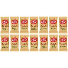 Nestle Japan Kit Cut Mini For Cafe 1 bag (776g: approx. 80 pieces) [pantry]