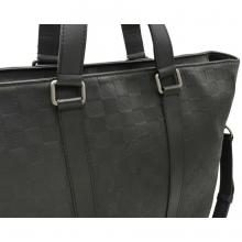 LOUIS VUITTON Damier Amphini Neo Tadao Tote Bag Business Bag Briefcase 2WAY Onyx Black N41227 (Used)